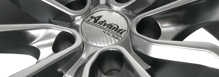 Advanti Racing Turba Detailaufnahme